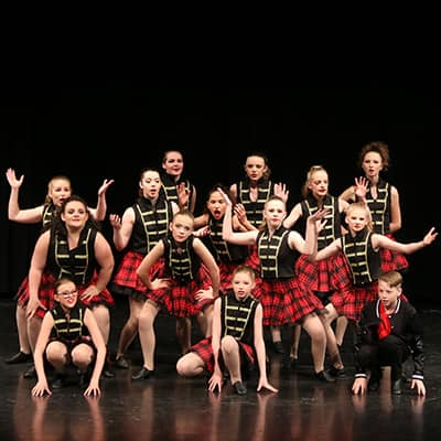 musical theatre dance classes in airdrie