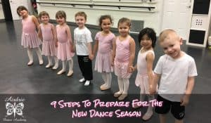9 Steps to Prepare for the Brand New Dance Season in Airdrie