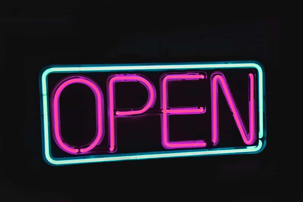 Studio Opens
